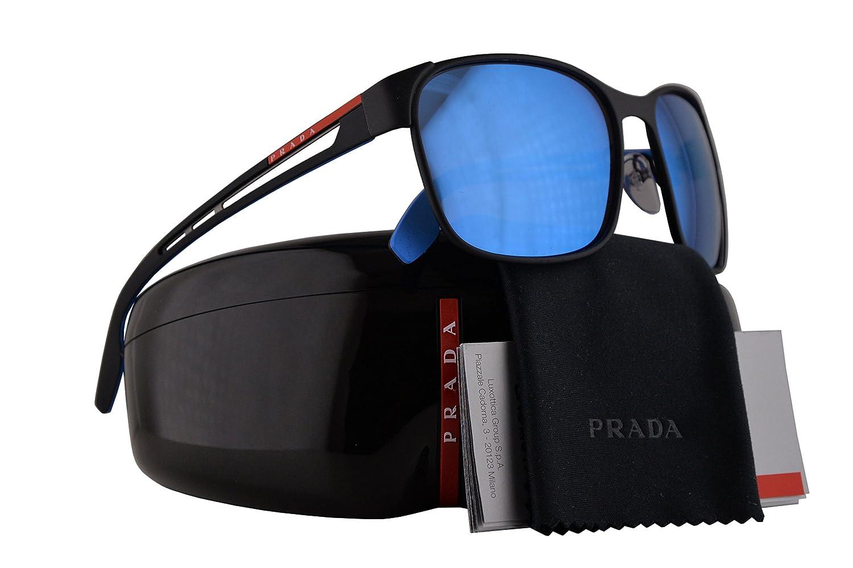 Prada メンズ PS52TS US サイズ: L カラー: ブラック B079YWZ5ZM
