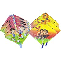 ProjectsforSchool Kite cheel patang Rocket Traditional Pack of 20 Size 12 inches by 12 inches Golden