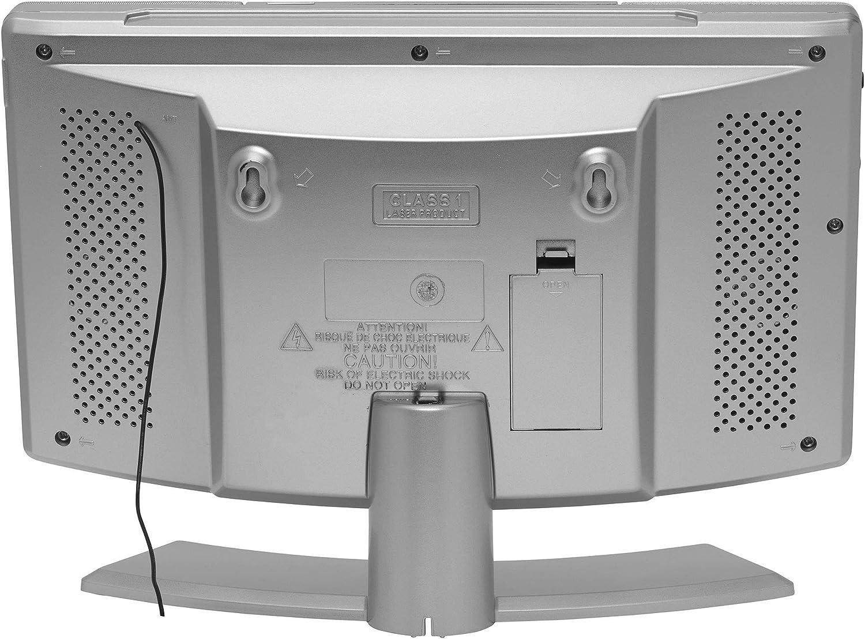 Hi-Fi & Home Audio Electronics & Photo Wall Mountable Black Clock ...
