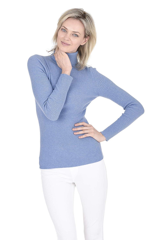 8ae9df234 Amazon.com  Cashmeren Women s 100% Pure Cashmere Classic Knit Soft ...