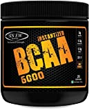 Sinew Nutrition Instantized BCAA 2:1:1, 200gm/0.44lb (Tangy Orange) - 25 Serving