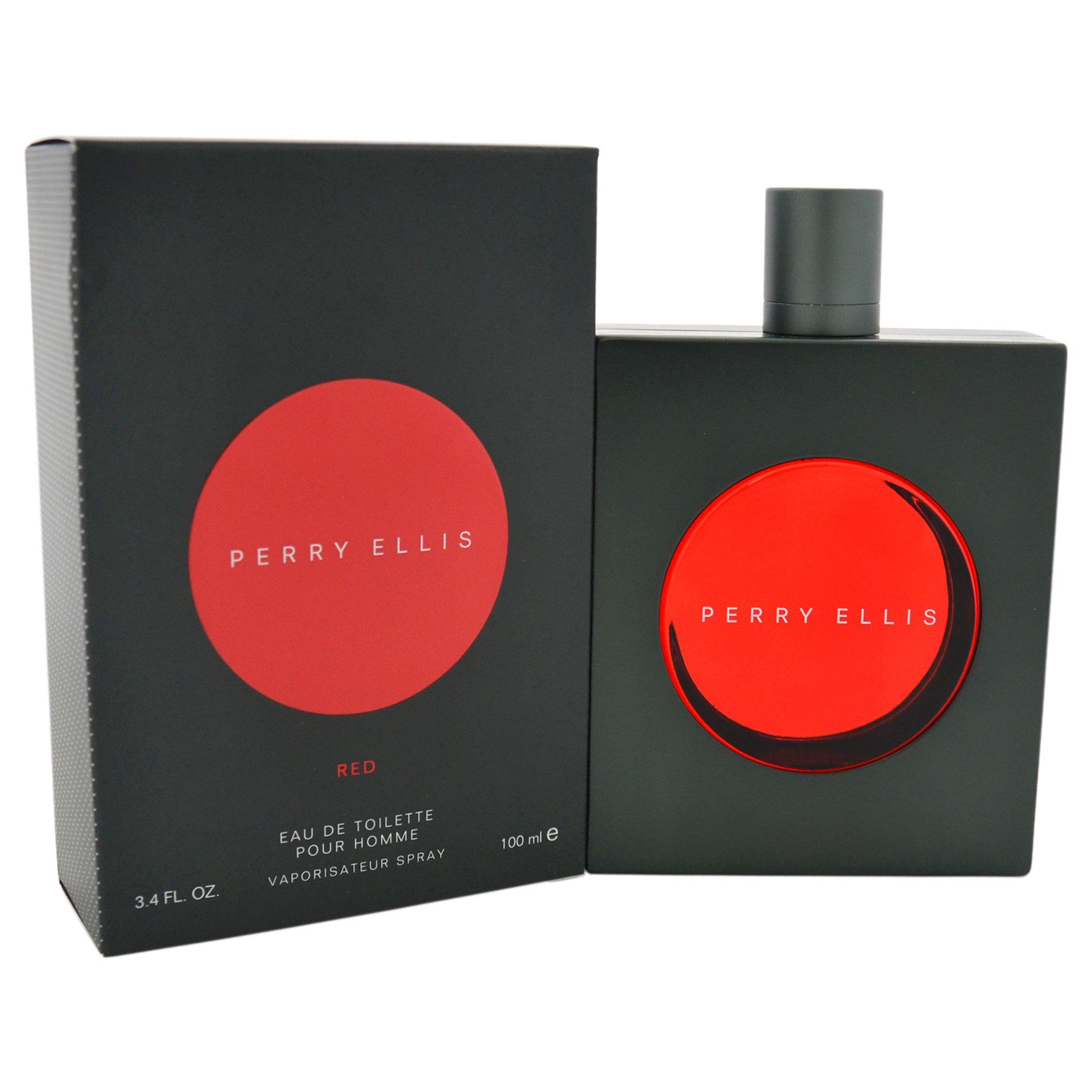 Perry Ellis RED for Men, 3.4 fl oz EDT