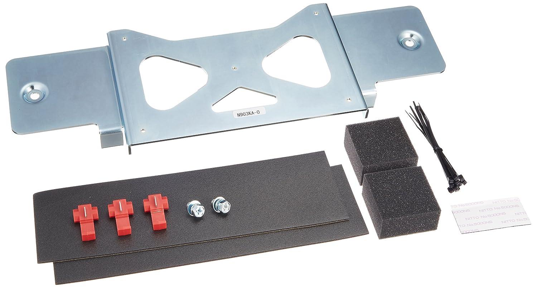 アルパイン(ALPINE) ステップワゴン(リアオートエアコン有)専用 リアビジョン取付けキット 12.8型 KTX-H1005VG-RAC B017WXLDNA ステップワゴン(リアオートエアコン有)専用
