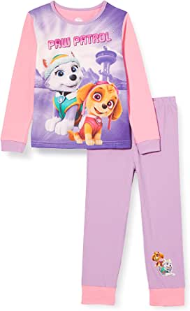 La Patrulla Canina - Pijama para niñas - Paw Patrol