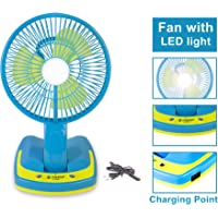 ESS EMM® Powerful Folding Rechargeable Table Fans