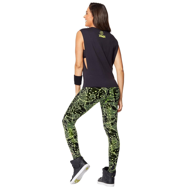Amazon.com: Zumba Womens Inspired by Z Dropped Armhole Tank: Sports & Outdoors