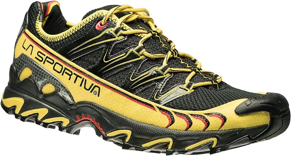 La Sportiva Ultra Raptor, Zapatillas de Trail Running Unisex niño, Negro (Black 000), 38 EU: Amazon.es: Zapatos y complementos