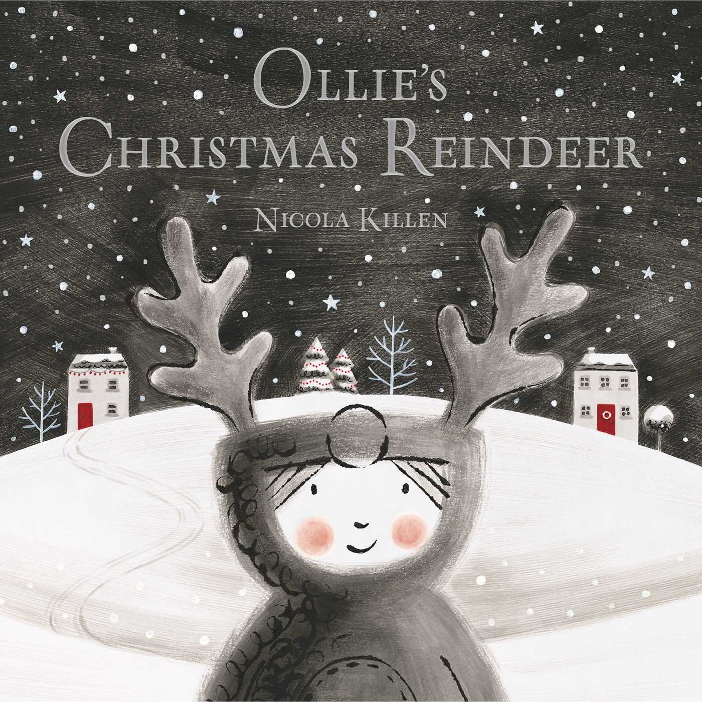 Ollie's Christmas Reindeer   Stay At Home Mum
