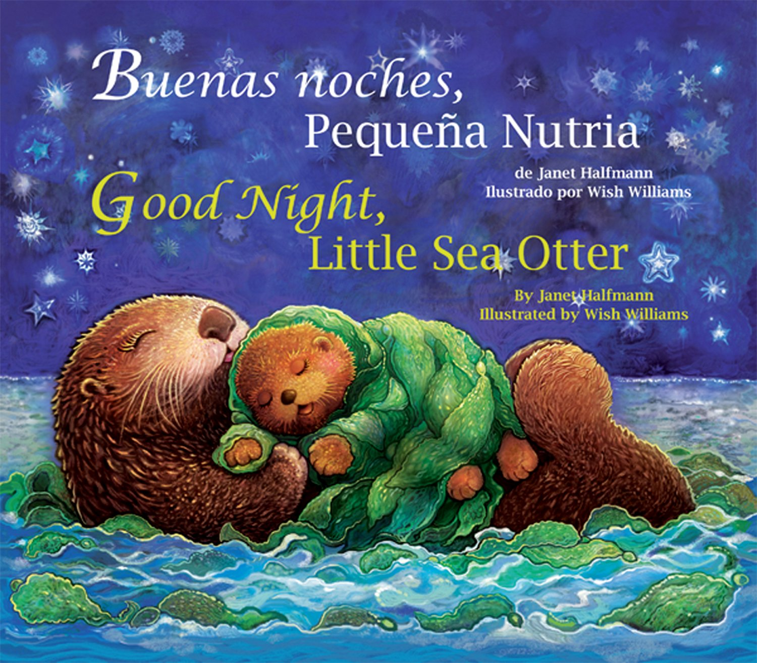 Download Good Night, Little Sea Otter (Spanish/English) (Spanish and English Edition) pdf