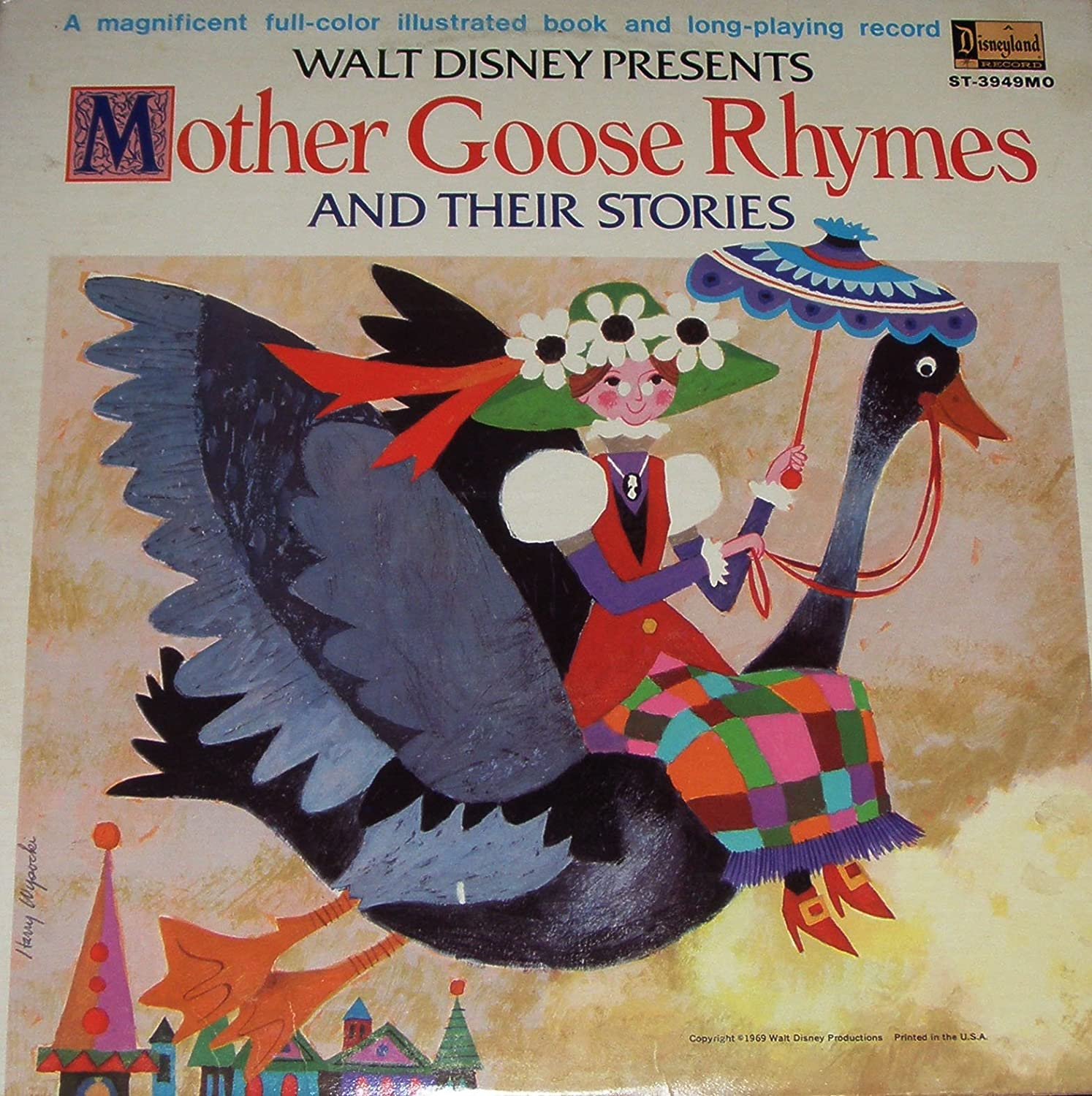 walt disneys mother goose