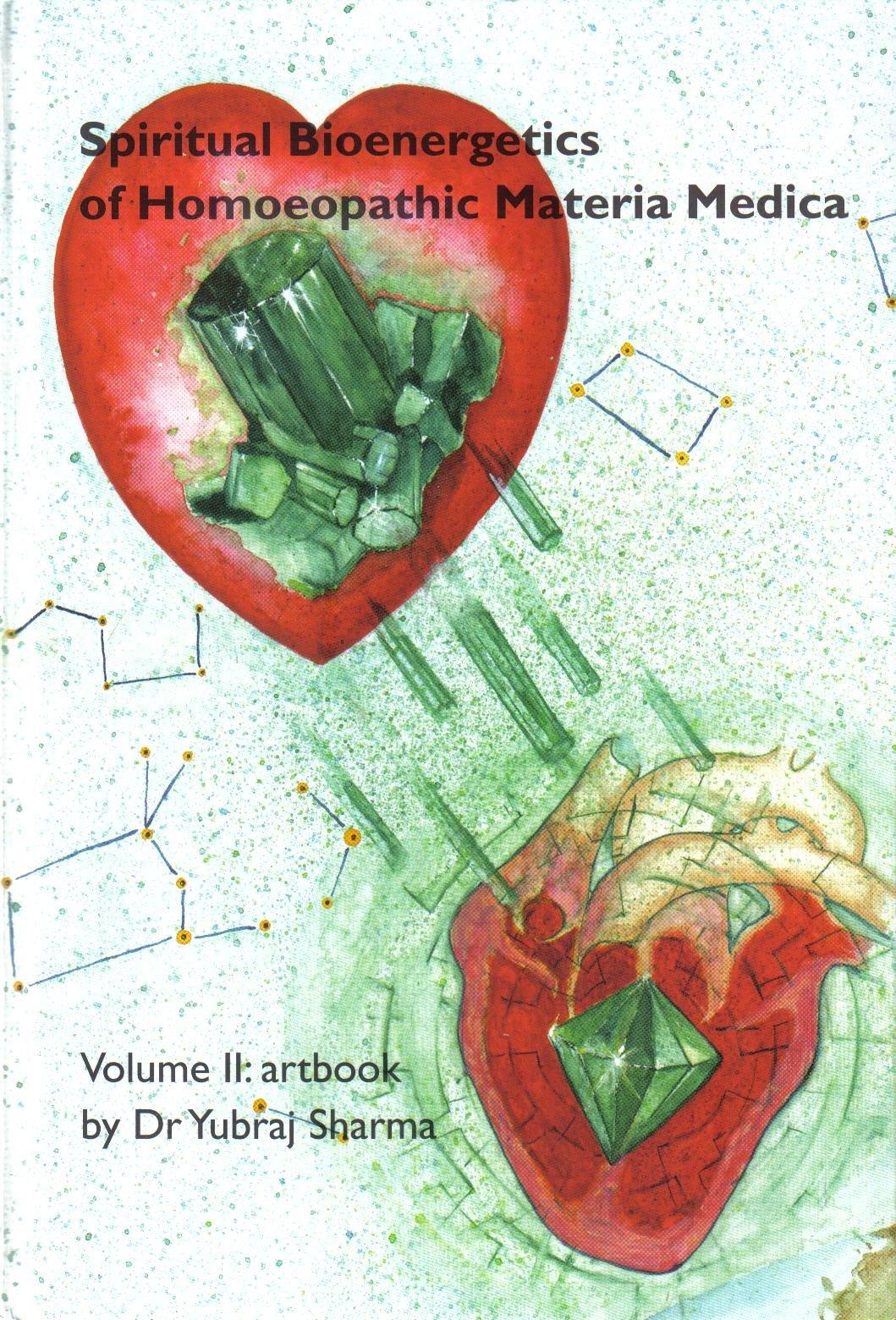 Download Spiritual Bioenergetics of Homoeopathic Materia Medica: Artbook v. 2 ebook