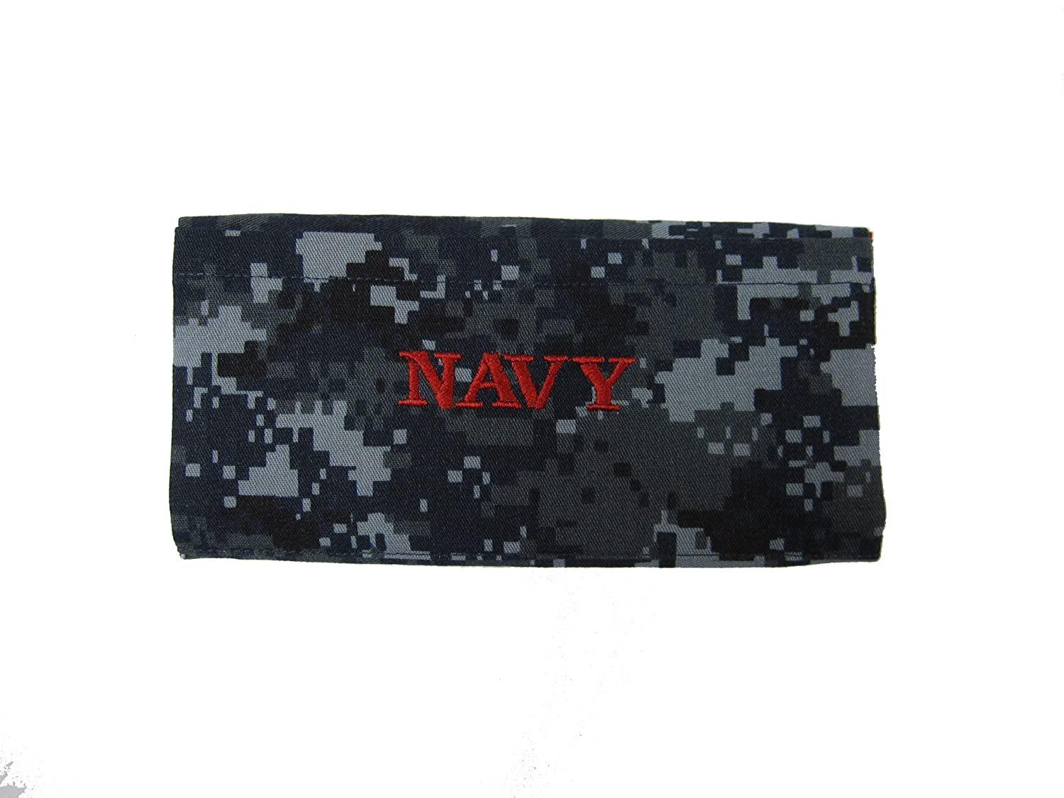 Amazon.com: U.S. Navy Military cartera, Color Azul Marino ...