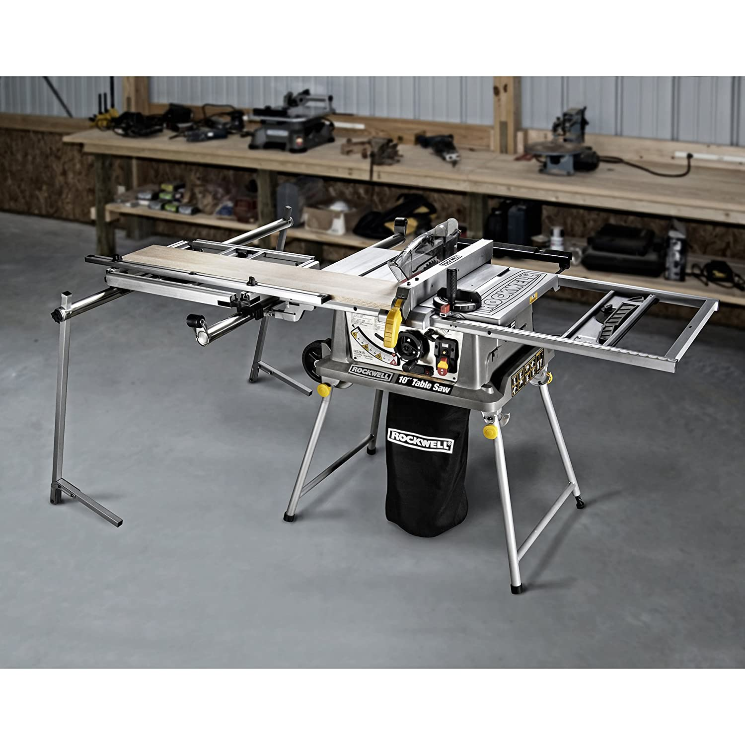 Rockwell rk7241s table saw with laser power table saws amazon keyboard keysfo Choice Image