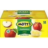 Mott's Applesauce, 4 Ounce Cup, 18 Count