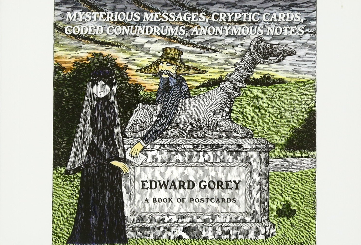 Mysterious Messages, Cryptic Cards, Coded Conundrums, Anonymous ...