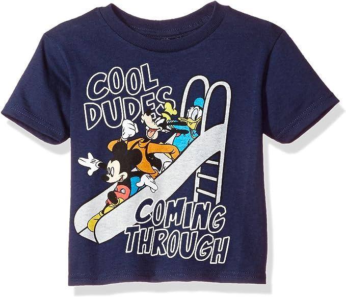 Disney Toddler Boys/' Mickey Mouse Super Short Sleeve Cape T-Shirt choose size