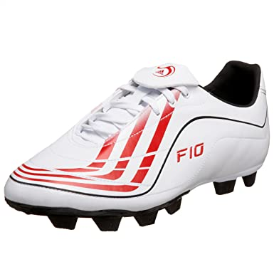 28b1c715b4d adidas Men s F10-9 TRX Firm Ground Soccer Cleat