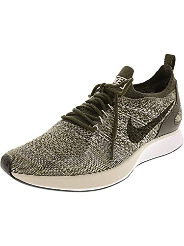 low priced 30fd1 090c2 Nike Air Zoom Mariah Flyknit Racer Women s Running Shoes Cargo Khaki Cargo  Khaki aa0521-