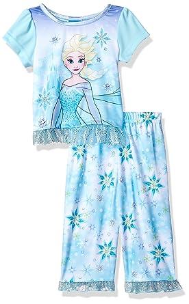 9d3aff465 Amazon.com  Disney Baby Girls Frozen 2-Piece Pajama Set  Clothing