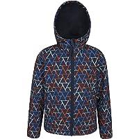 Mountain Warehouse Ártico Impreso Niños Softshell Jacket