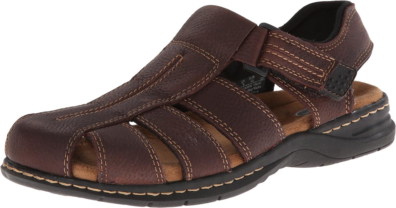   Dr. Scholl's Shoes Men's Gaston Fisherman Sandal   Sandals