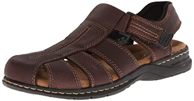 a438ae95a Dr. Scholl s Men s Gaston Fisherman Sandal  Buy Online at Low Prices ...