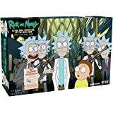 Cryptozoic Entertainment Morty Deckbuilding Game Close Counters of the Rick Kind Board
