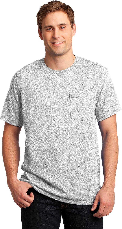 29M JERZEES 50//50 Poly Cotton 5.6-Ounce T-Shirt