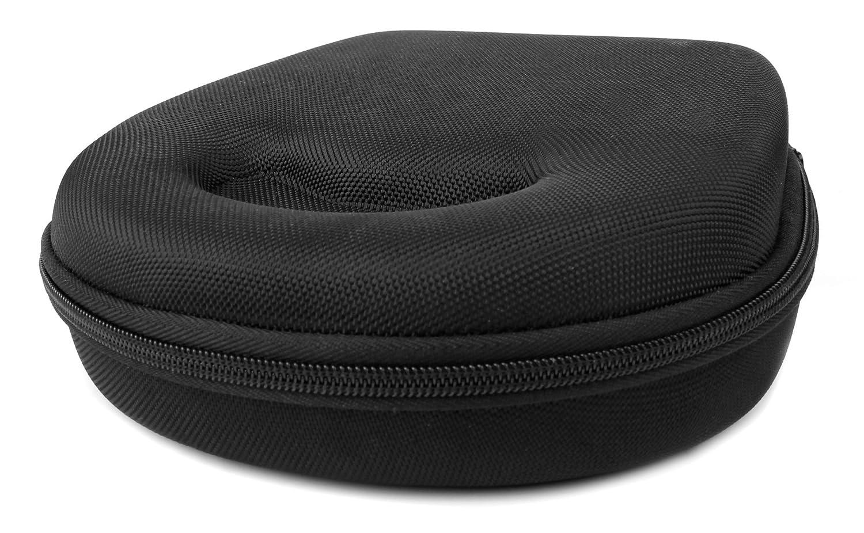DURAGADGET Estuche//Carcasa para Auriculares Skullcandy Crusher Wireless//JBL E45BT E55BT 2017 En Color Negro E55BT Quincy Edition 2017 Dise/ño Ergon/ómico