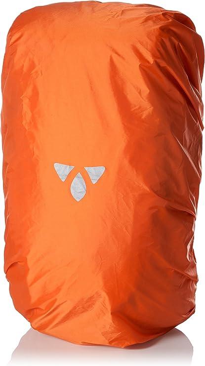 Orange Vaude Pannier Bag Rain Cover