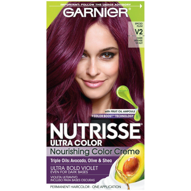 Garnier V2 Dark Intense Violet