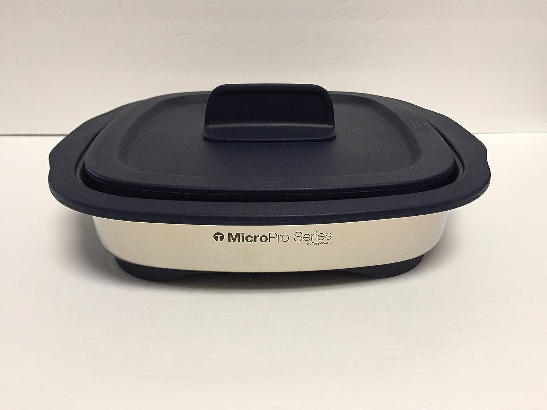 Amazon.com: Tupperware MicroPro Grill, contenedor para asar ...