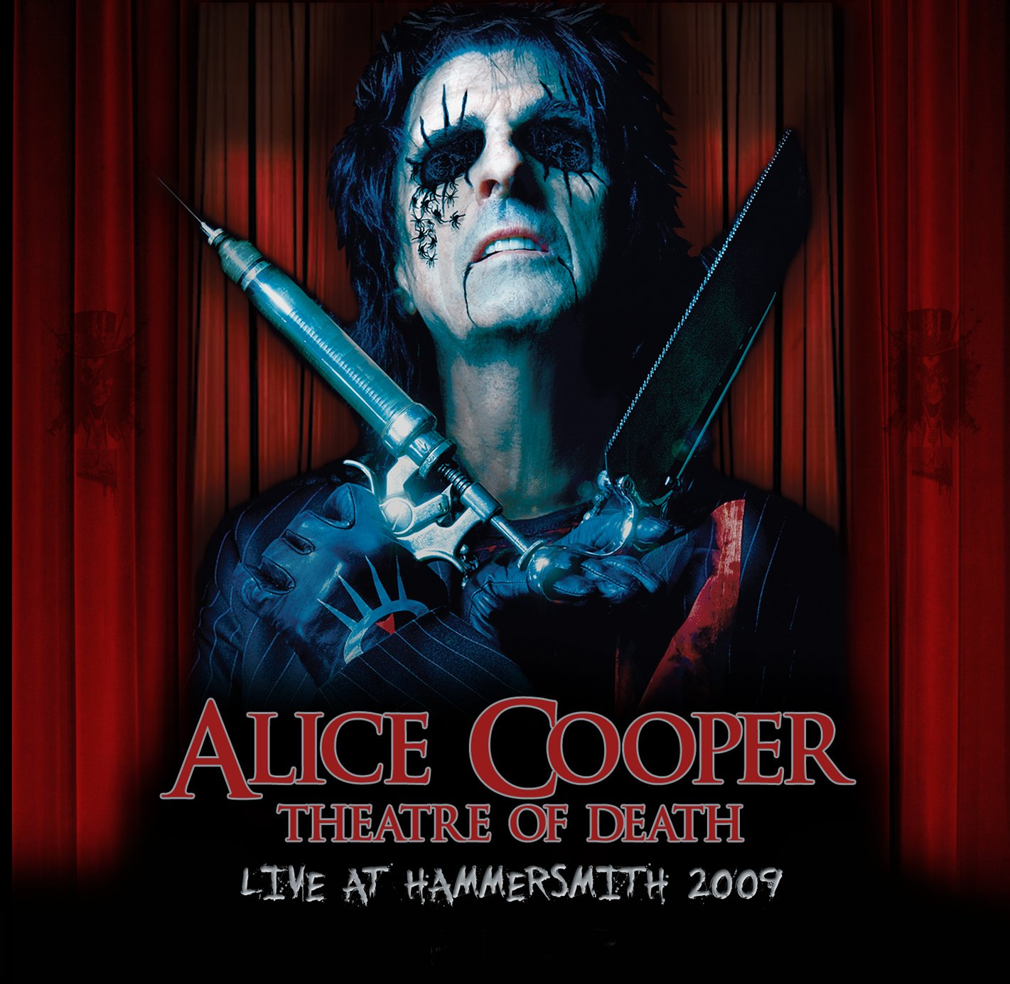 Theatre Of Death - Live At Hammersmith 2009 (CD/DVD) by Bigger Picture