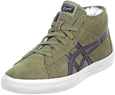 Asics Tiger Fader Fur Schuhe 70 green/black