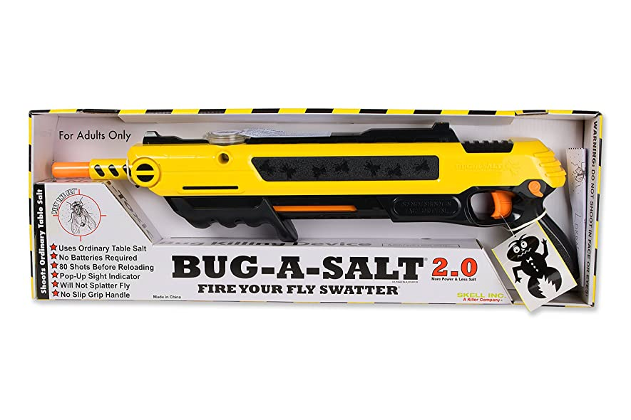 Bug-A-Salt 2.0 - Salt Shooter