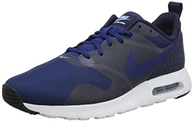Nike Herren Air Max Tavas Trainingsschuhe, blau: Amazon.de: Schuhe ...