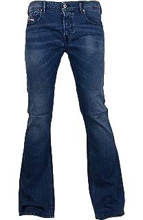 c8fa7165 Diesel Men's Zathan Regular Bootcut Leg Jean 0831D, Denim, 38x32 at ...