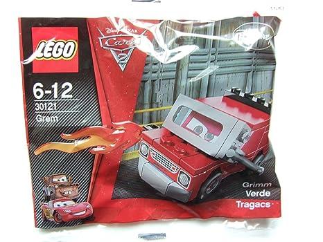 LEGO Cars 2: Gremlin En Welding Gear Establecer 30121 ...