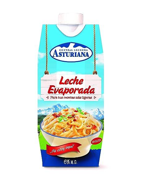 Leche Evaporada 340G (Asturiana): Amazon.es: Alimentación y bebidas