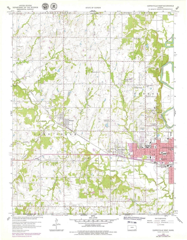 Amazon.com: Kansas Maps | 1959 Coffeyville West, KS USGS Historical on kansas road map, kansas indians map, kansas wind map, kansas cities population, cimarron kansas map, kansas state on map, kansas with capital, kansas in us, st. marys kansas map, kansas highway map pdf, kansas state physical map, kansas name, www.kansas map, kansas wall map, kansas shape map, kansas info, kansas small town map, kansas map with cities only, kansas dot maps, the kansas map,