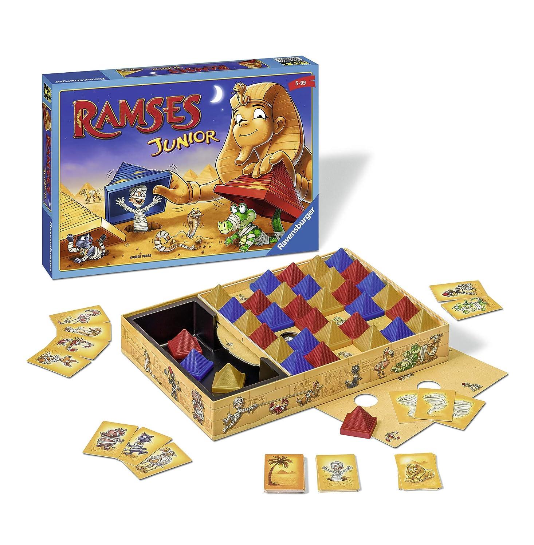 ramses junior jeu pour enfant - jeux de sociétés enfants