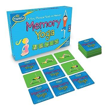 Think Fun Juego de introducción al Yoga (1841)