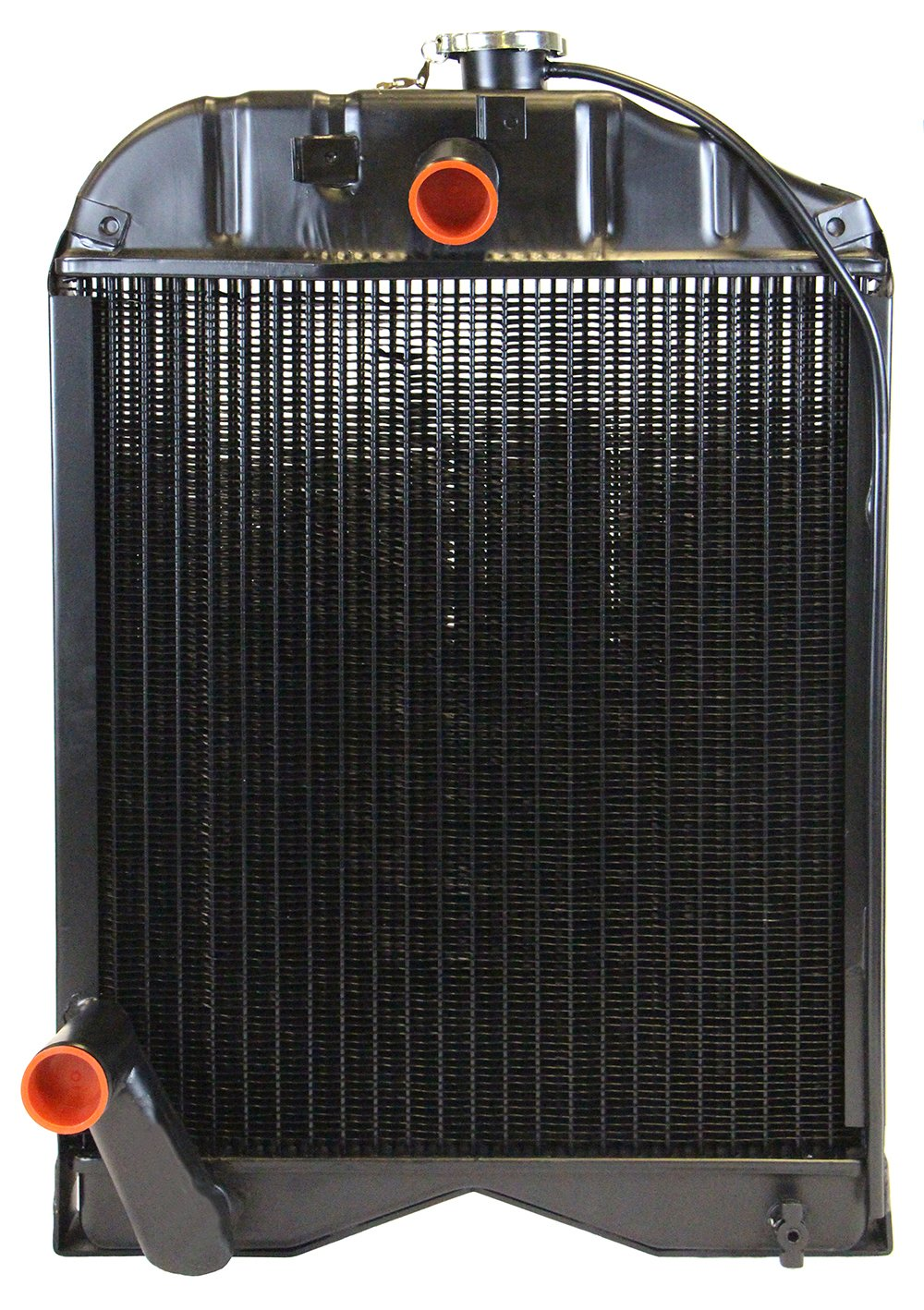 NEW Replacement Radiator 181623M91 for Massey Ferguson TEA20 TE20 TO20 TO30 TO35 Gas 35 202 (23987AM) American Cooling Solutions