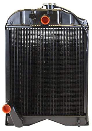 NEW Replacement Radiator 181623M91 for Massey Ferguson TEA20 TE20