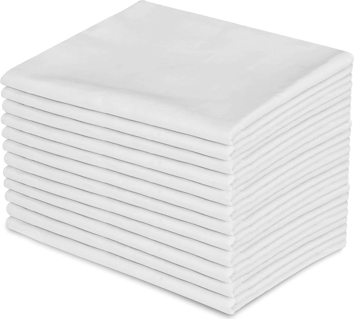 Uncategorized britannica home fashions tencel sheets -  Maximum Softness Elegant Double Stitched Tailoring Reduces Allergies And Respiratory Irritation Set Of Dozen Pillowcases By Utopia Bedding