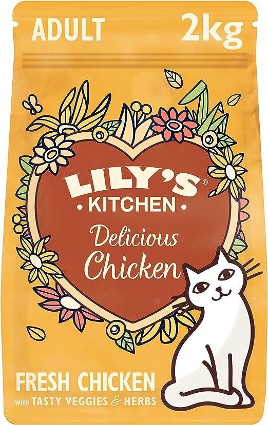 Lilys Kitchen - Croquetas completas y naturales para gato con ...