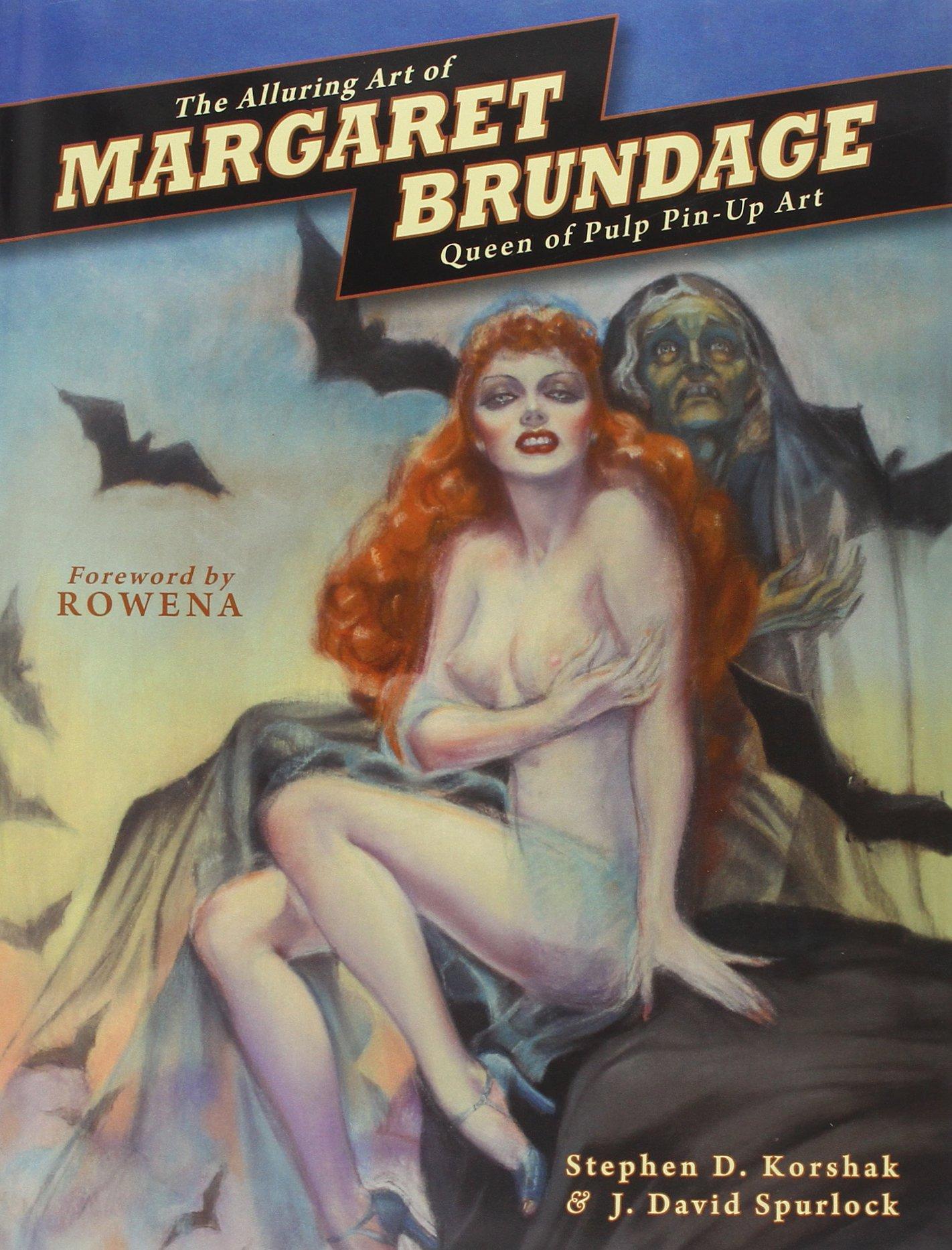 Download The Alluring Art of Margaret Brundage: Queen of Pulp Pin-Up Art ebook