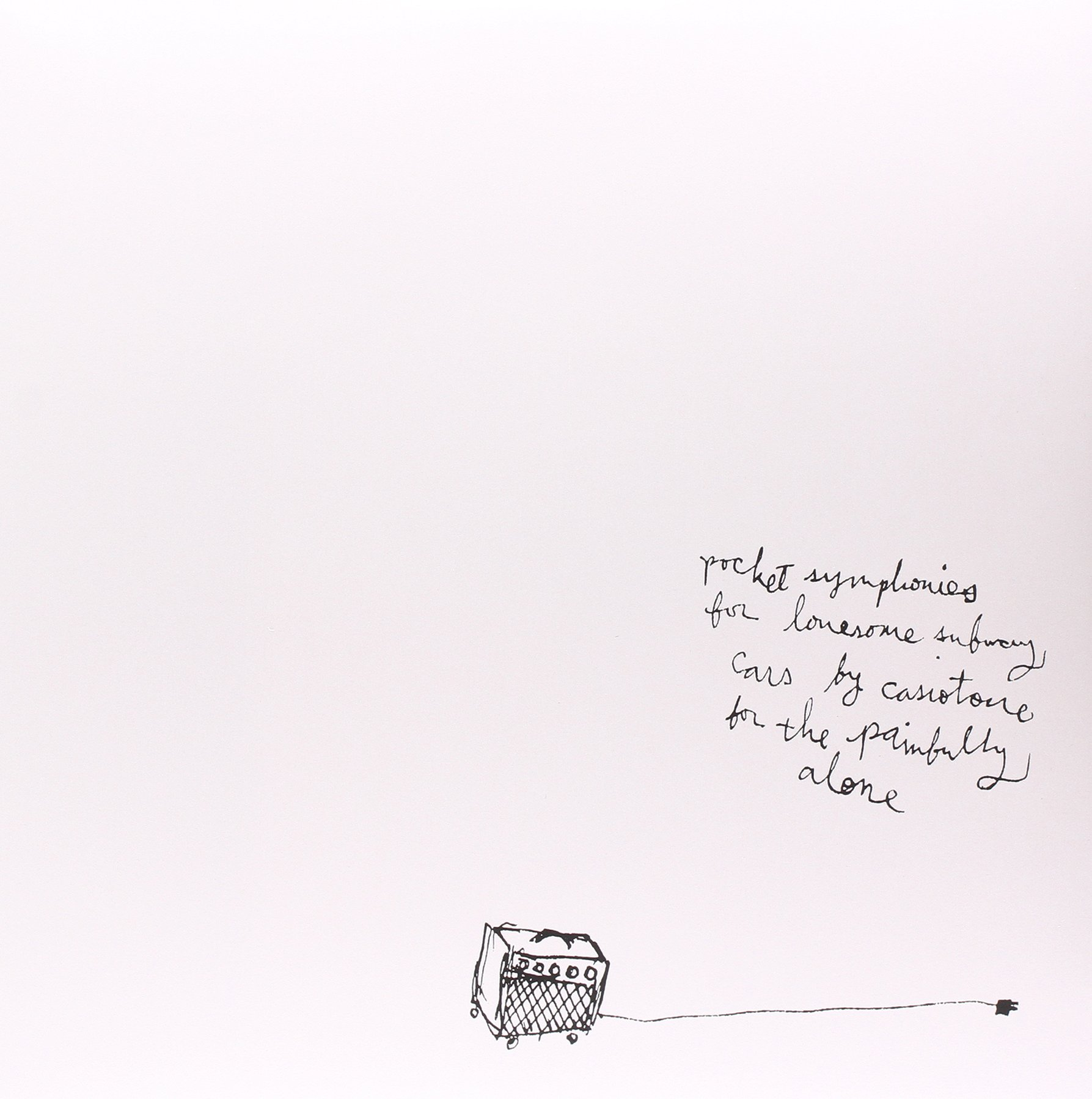 Pocket Symphonies for Lonely Subway Cars [Vinyl]
