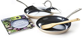 GreenPan 10th Anniversary 5-Piece Ceramic Non-Stick Cookware Set