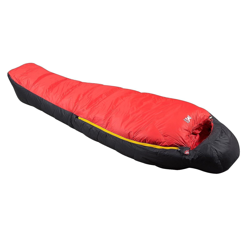 Millet World屋根Sleeping Bag : - 4度ダウンレッド、1サイズ B01BSY85BC